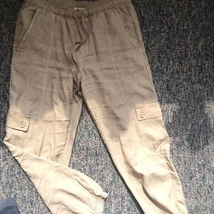 Cloth and stone joggers